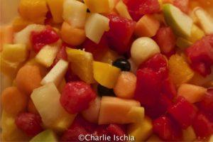 Fruchtsalat Mallorca